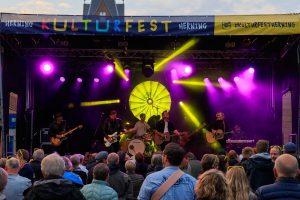 Kulturfestival på Herning Torv med Poul Krebs