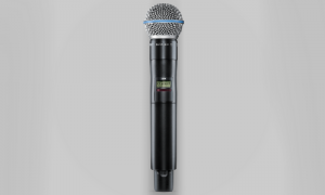 Shure Axient AD2 Beta58A Trådløs mikrofon AD2/B58A